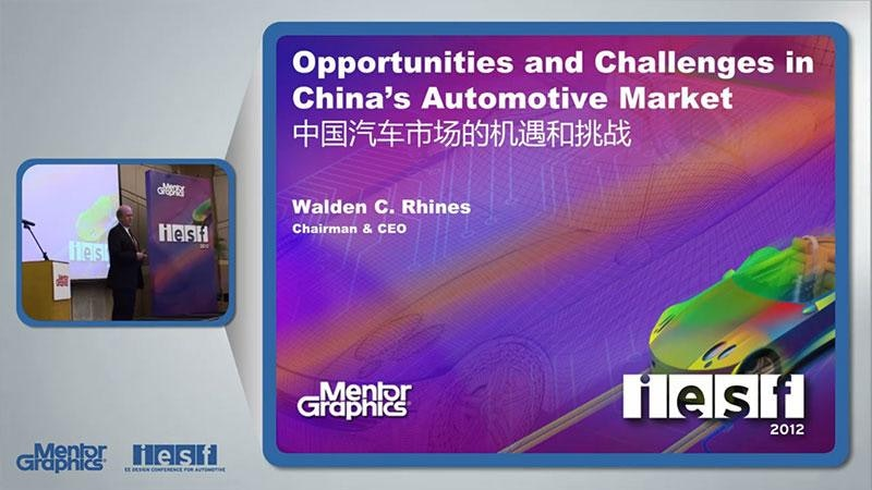 Opportunities and Challenges in the China Automotive Market
