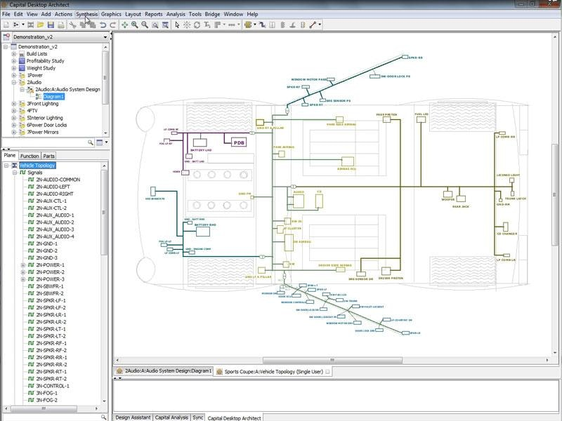 Automate the Creation & Validation of Wire Harness Complexity