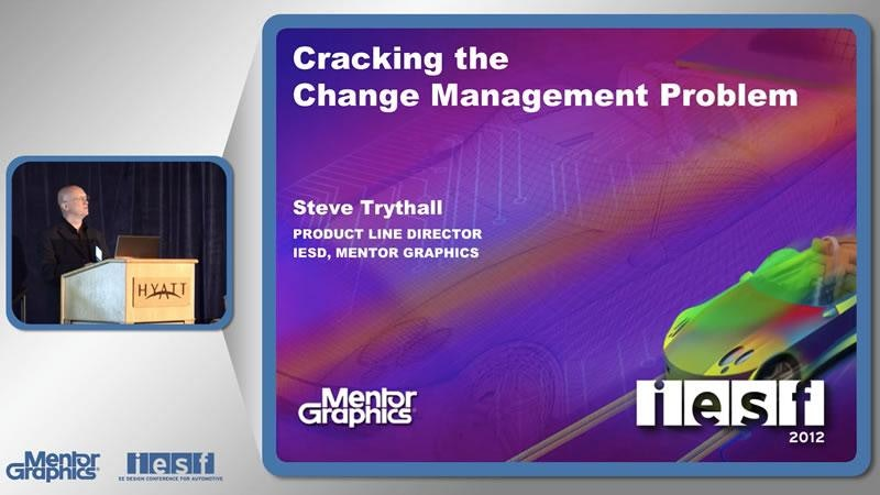 Cracking the Change Management Problem