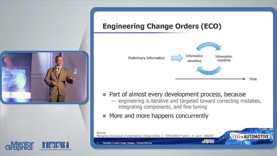 Every Engineer is a Change Engineer:  Managing Complex Design Changes Across the flow with Advanced Change Automation