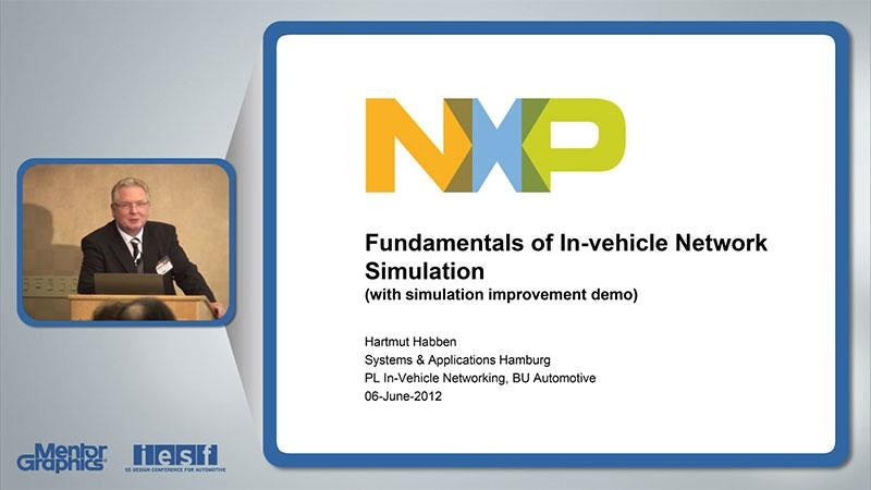 Fundamentals of In-vehicle Network Simulation
