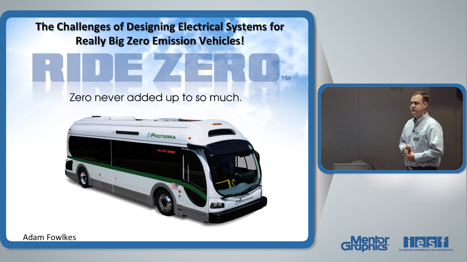 Challenges to Design Electrical Systems for Zero Emission Vehicles