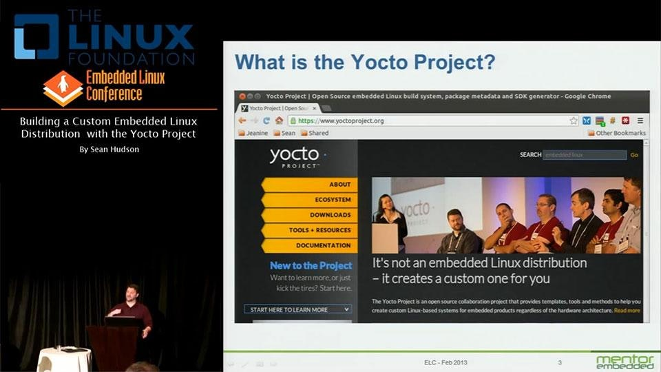 Building Custom Embedded Linux Distribution with Yocto