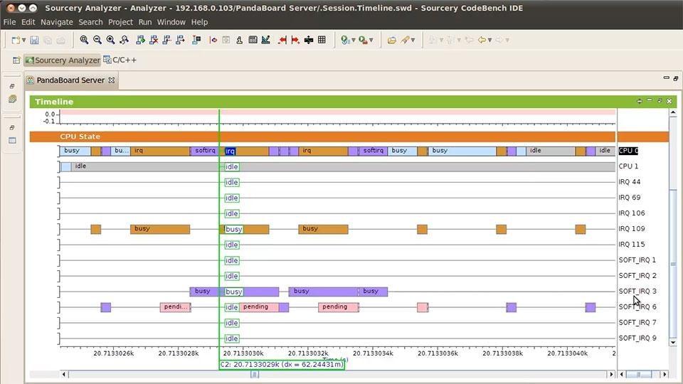 Sourcery Analyzer - CPU State Analysis Agent
