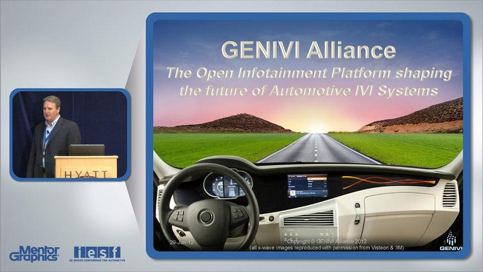 The GENIVI Alliance: Open Source Collaborative Development in IVI