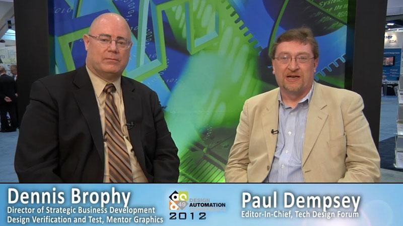 Dennis Brophy at DAC 2012