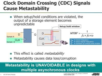 Understanding CDC Analysis for a DO-254 Program