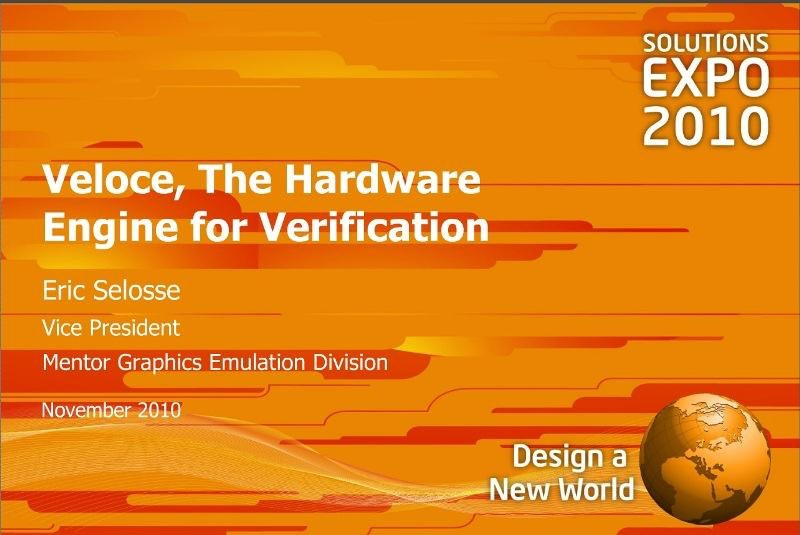 Beat your functional verification/software development timescales with Acceleration/Emulation