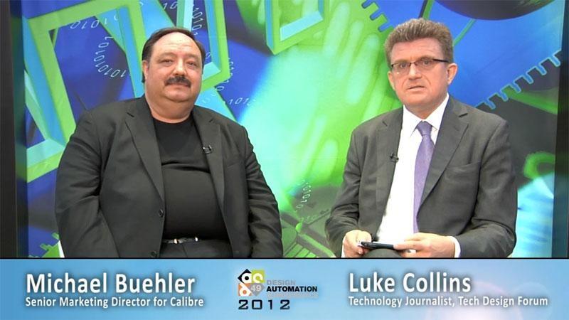 Michael Buehler at DAC 2012