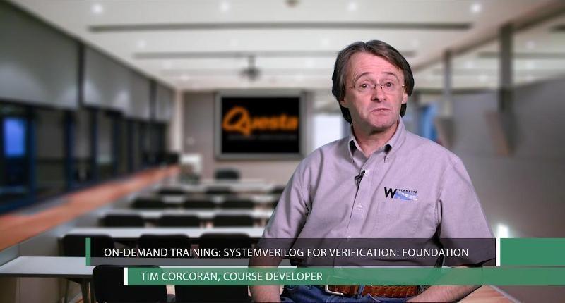 ODT SystemVerilog foundation class