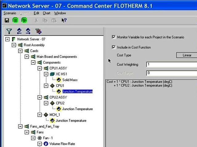 Using Command Center to Design