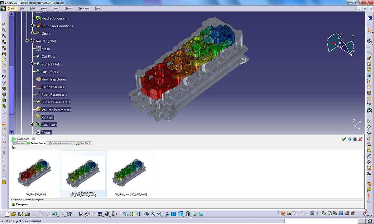 Floefd For Catia V5 Trial Version Mentor Graphics