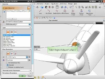 FloEFD for NX - Concurrent CFD for Siemens NX Design Engineers and Analysts