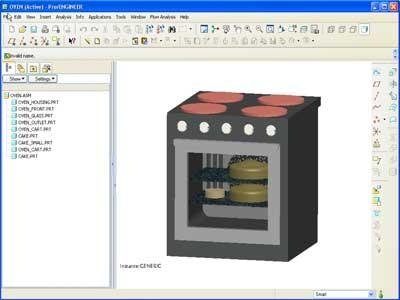 Simulating and Optimizing Flow Fields in Product Design using CFD
