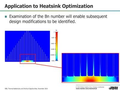 Identifying Thermal Bottlenecks and Shortcut Opportunities