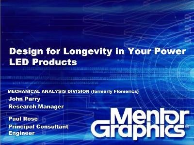 Design for Longevity in Your Power LED Products