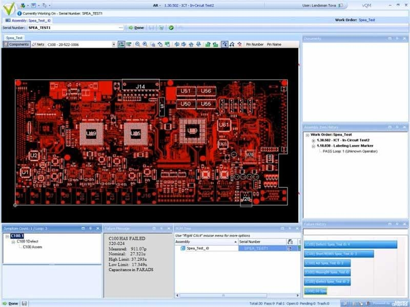 Paperless Quality Management for PCB Assembly