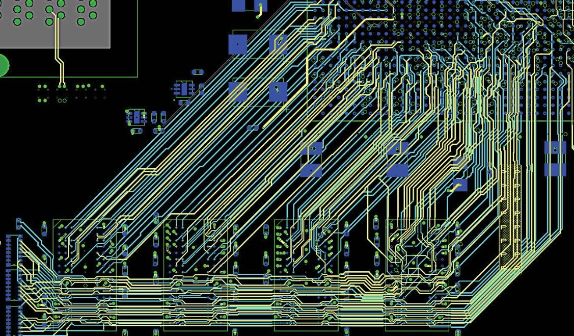 High-Speed PCB Layout: Physical Design Issues of High-Speed Interfaces