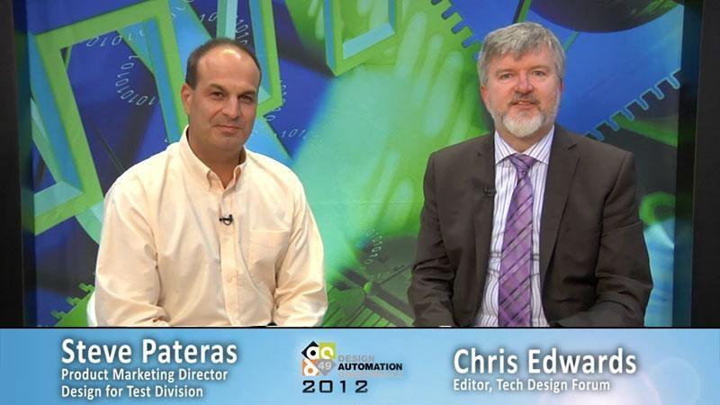 Steve Pateras at DAC 2012