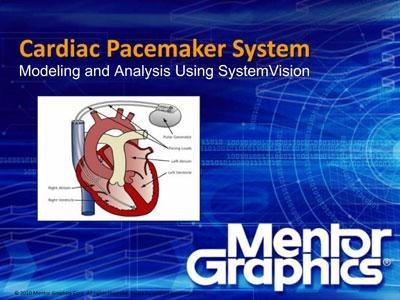 Cardiac Pacemaker Modeling and Analysis Demonstration