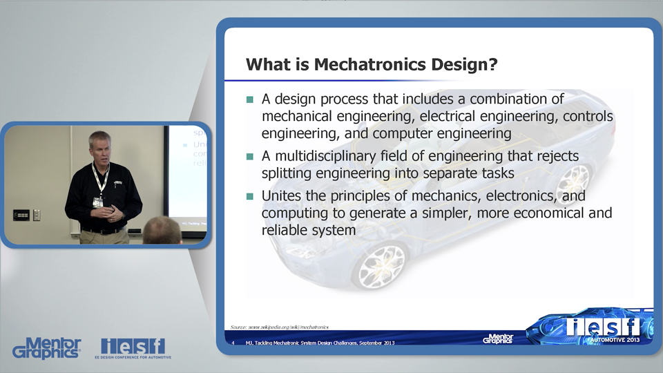 Tackling Your Mechatronic System Design Challenges