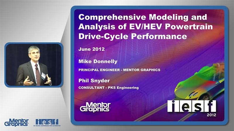 Comprehensive Modeling and Analysis of Drive-cycle Performance for EV/HEV Powertrains