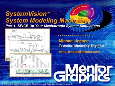 SPICE Up your Mechatronic System Simulations