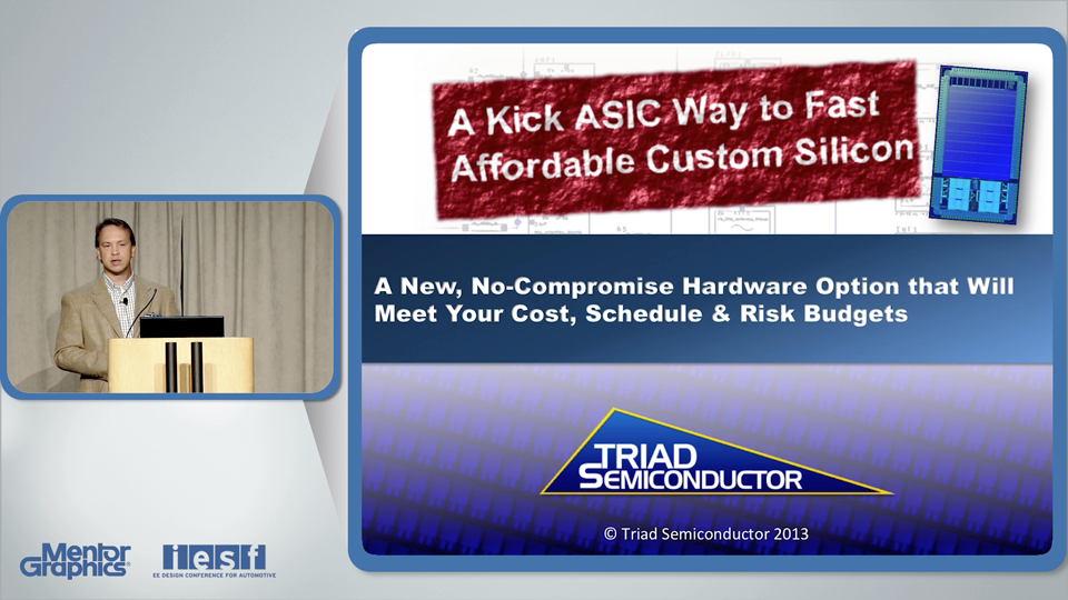 A New, No-Compromise Hardware Option that Will Meet Your Cost, Schedule & Risk Budgets