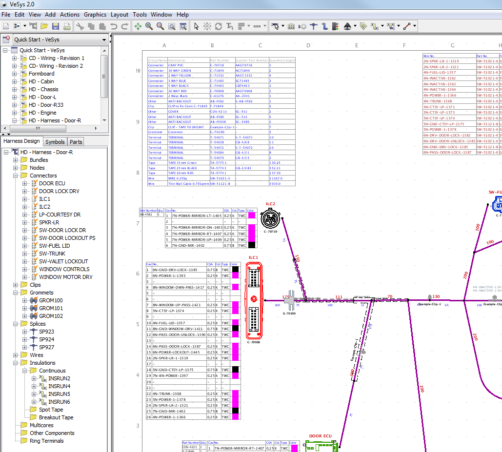 10 ways to make wiring harness designs faster better mentor graphics