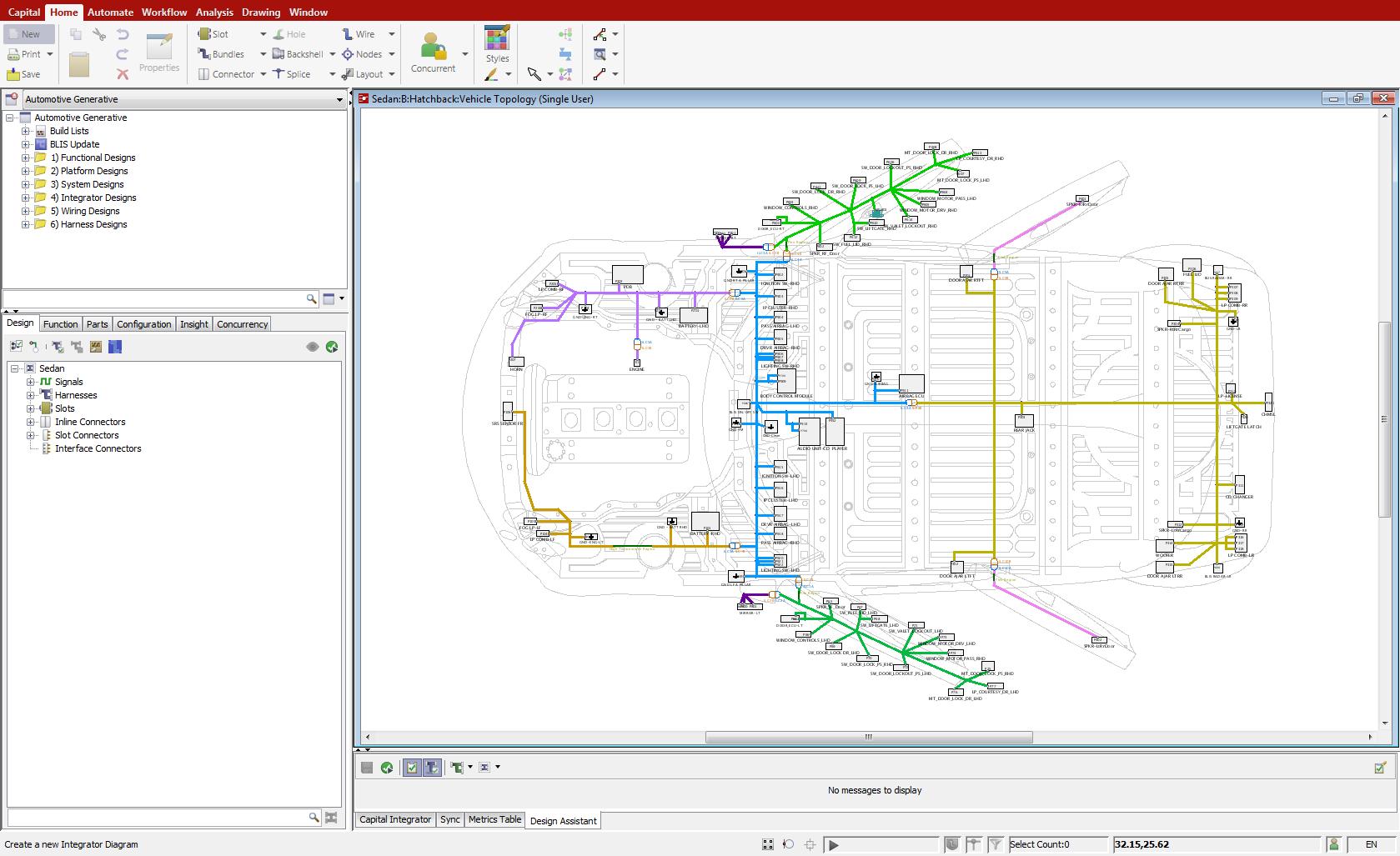 CapitalIntegrator E4720331?q=80&w=1600&fit=max capital integrator electrical design automation mentor graphics wire harness designer jobs at gsmportal.co