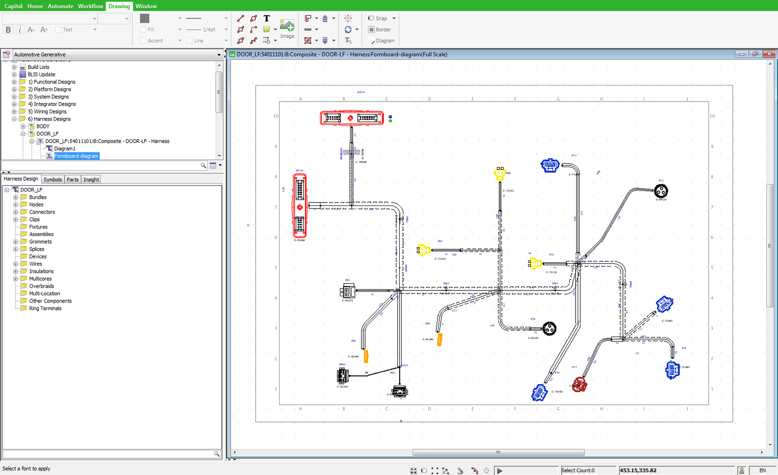 Automotive Wiring Design Software : Electrical design software elecworks autos post