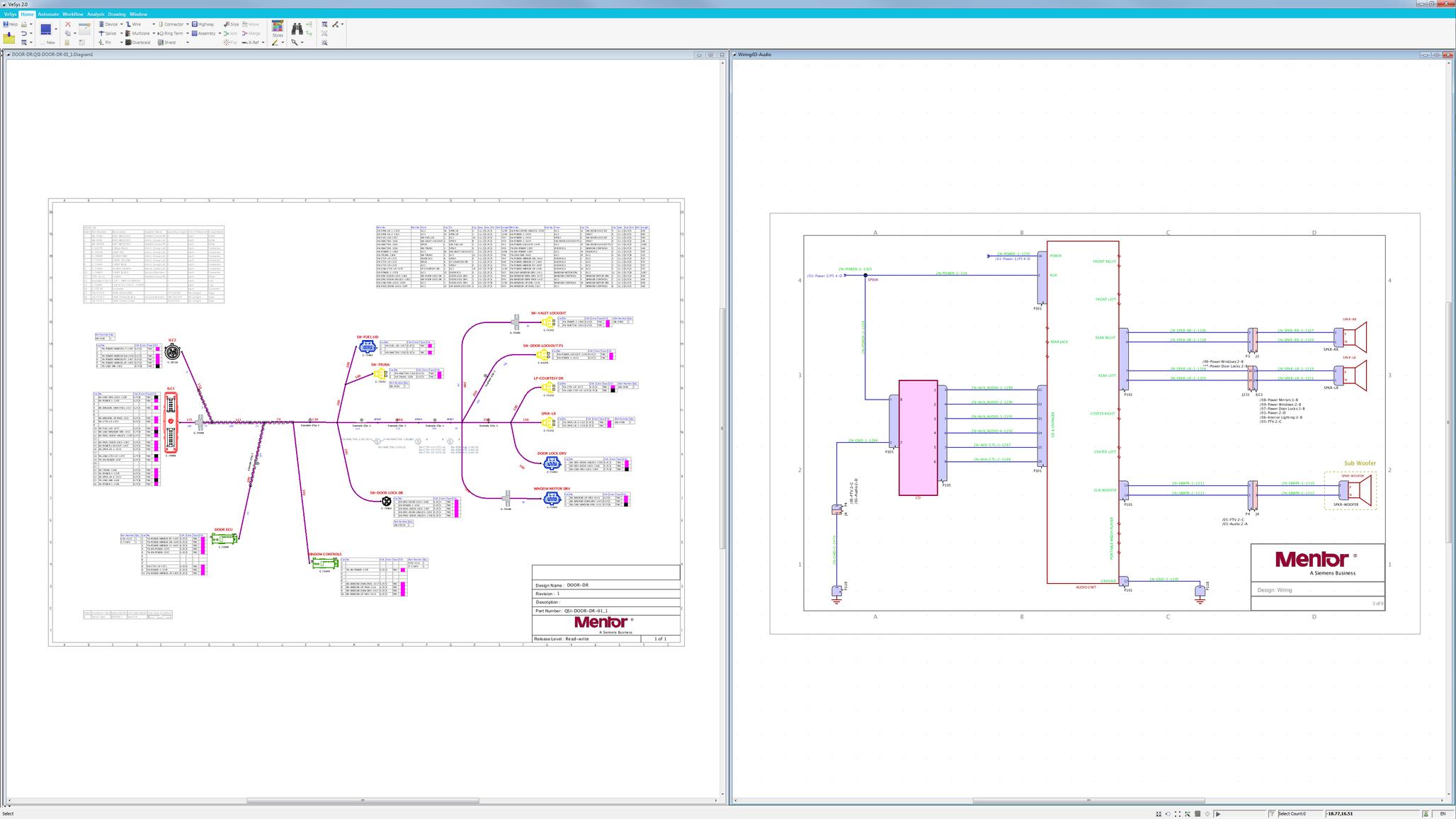 Online Circuit Drawing Tool