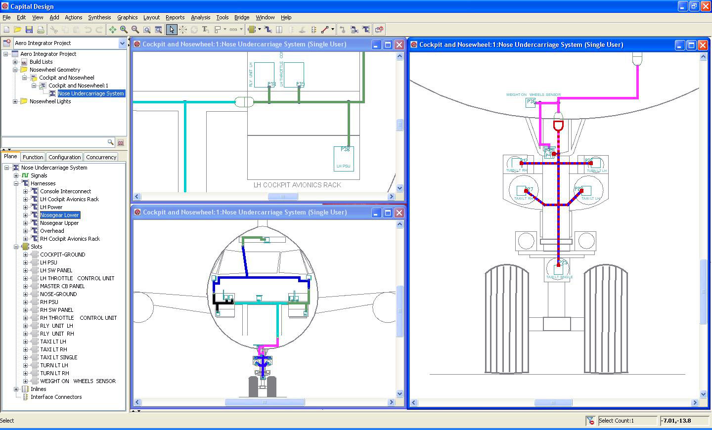 Fresh Look At Wire Harness Design Approaches Aerospace Industry Mentor Graphics