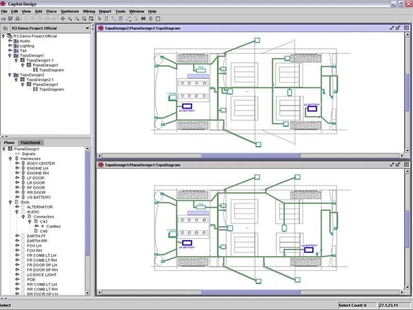 Awe Inspiring Ee Architectural Design For The Automotive Industry Mentor Graphics Wiring Cloud Hisonuggs Outletorg