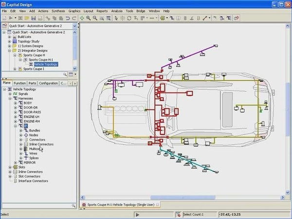 Automate Functional Module Design for Modular/KSK Harnesses