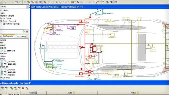capitalrotate1 CAB5D7B0 capital advanced electrical design mentor graphics wiring harness design courses in pune at cita.asia