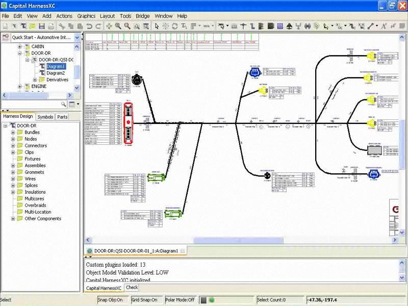 use composite supersets to generate harness variants mentor graphics