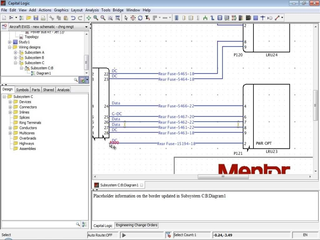 Fix The Change Management Nightmare In Aero Electrical Design Dc Bus Wiring Diagrams On Demand Web Seminar