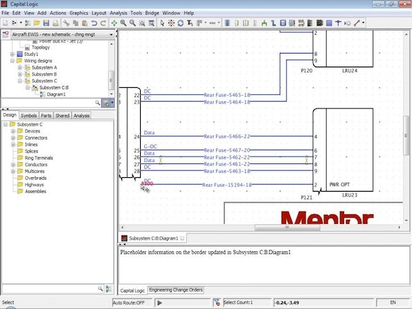 control wiring diagram software fix the change management nightmare in aero electrical design  change management nightmare in aero