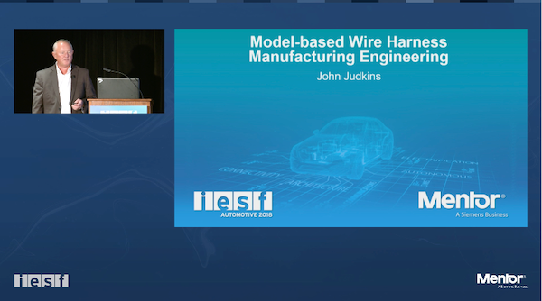 model-based manufacturing for the wire harness industry