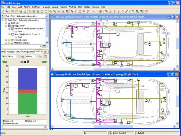 Awe Inspiring Modeling Connectivity And Wiring In Electrical Design Mentor Graphics Wiring Digital Resources Indicompassionincorg