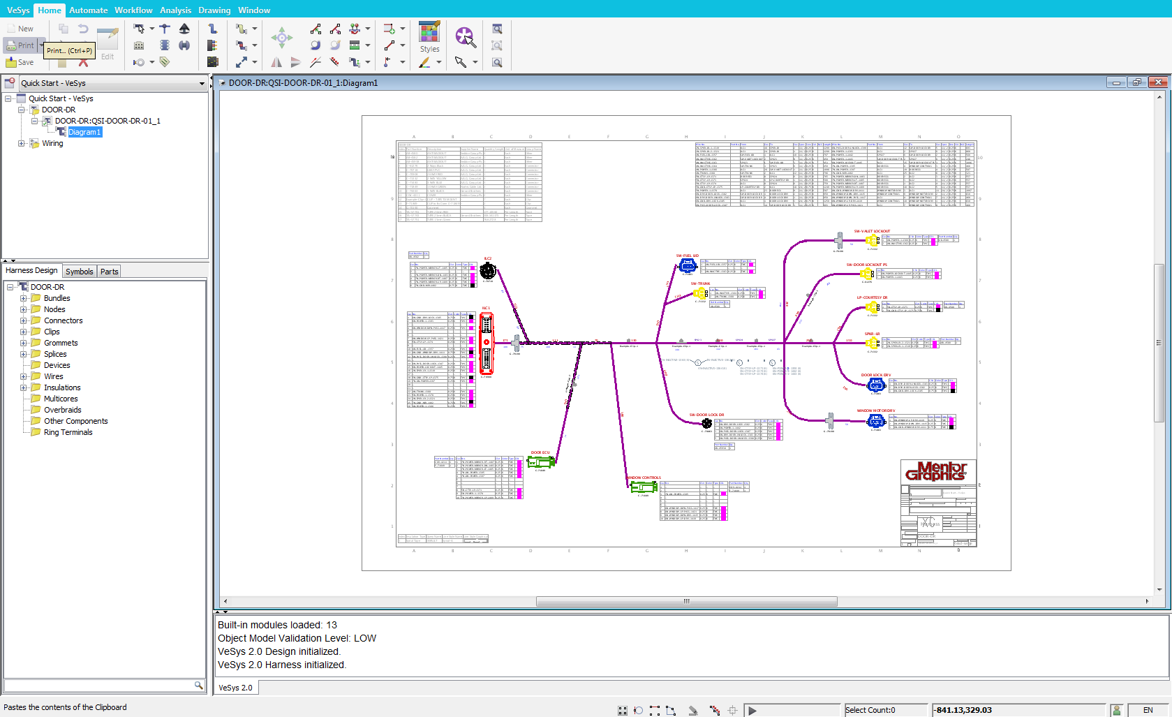 vesysharness E25D6D80?q=80&w=1600&fit=max vesys harness mentor graphics wiring harness design courses in pune at virtualis.co