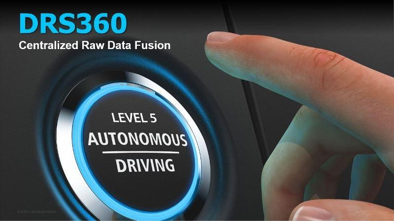 DRS360-自主驾驶平台