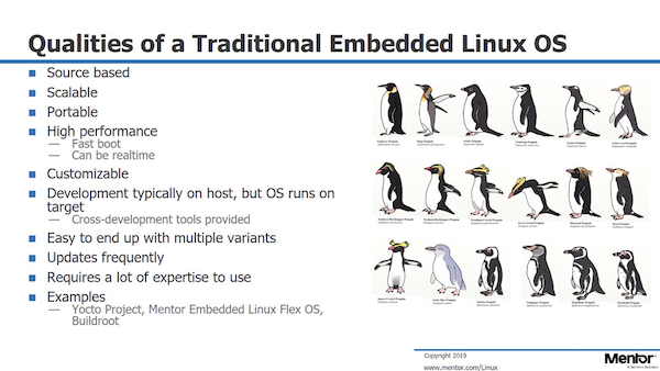 Is a Debian Linux-based enterprise-class embedded OS the right