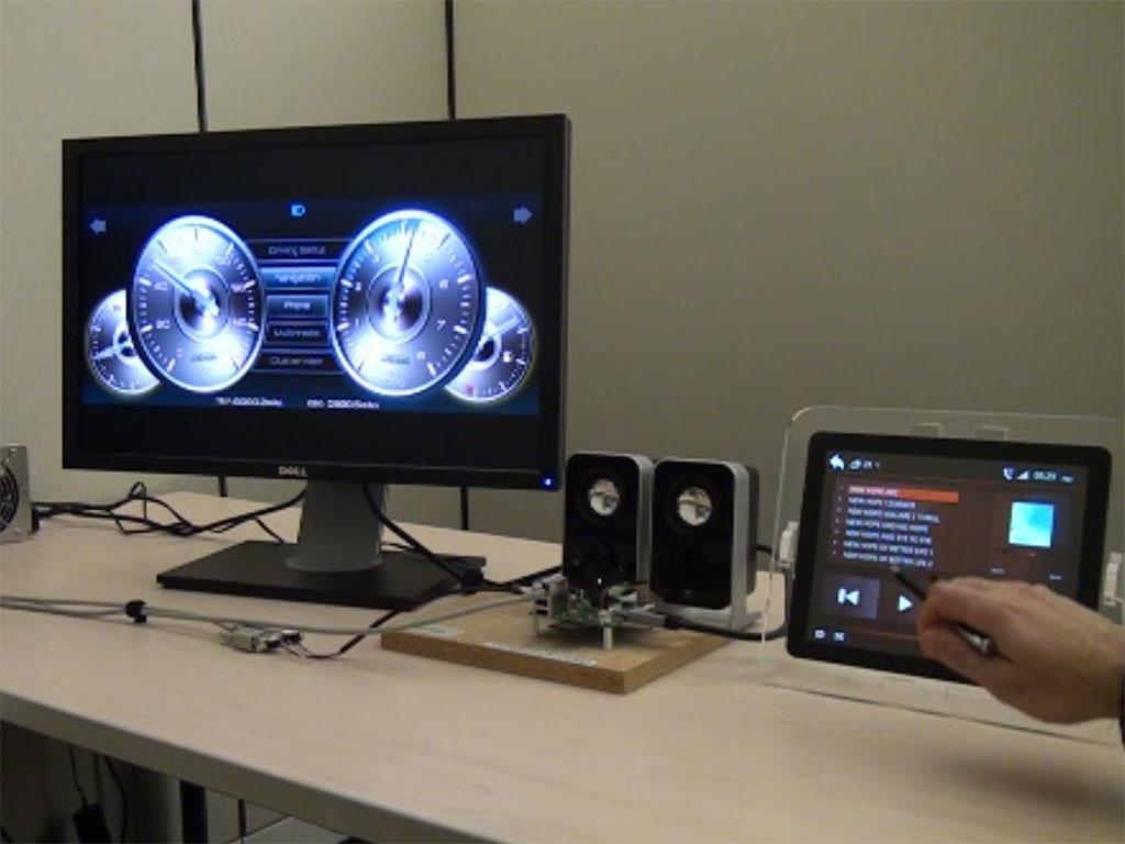 ハイパーバイザのテクノロジによってマルチOSの組込みシステムを構築