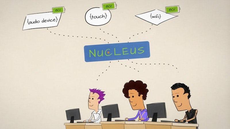 Nucleus RTOSを用いたローパワー設計
