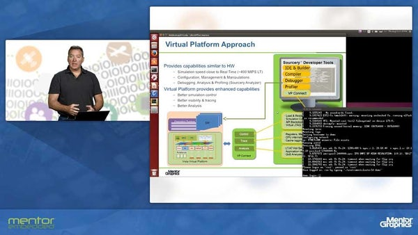 Vista Virtual Platforms Performance Analysis - Mentor Graphics
