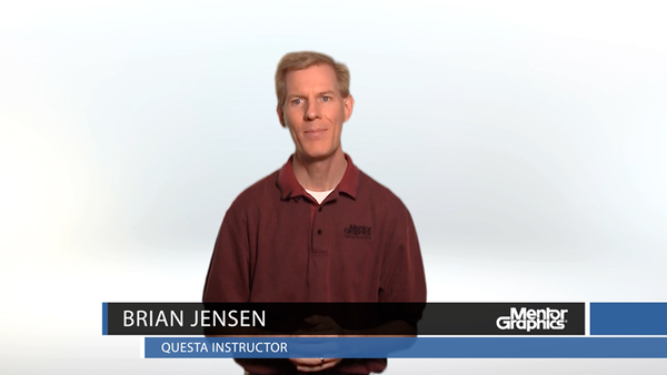ModelSim/Questa Core: Advanced Topics Training Video - Mentor Graphics
