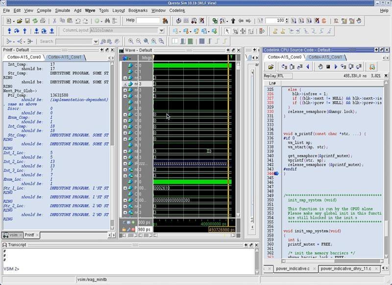 Off Line Debug Of Multi Core Socs With Veloce Emulation