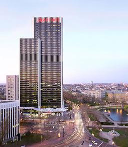 Marriott Hotel Francoforte